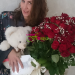 Roses and teddy-bear delivery to Izhevsk