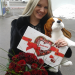 Flower and sweets delivery to Lugansk