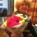 Bouquet of fresh roses delivered to St.Petersburg