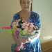 We delivered fresh roses to Cheboksary, Russia
