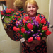 tulips and irises delivery to Dnepropetrovsk