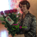 We delivered this bouquet of roses to Abakan