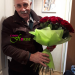Fresh roses delivery to Samara Russia