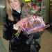 Flowers and sweets delivery to Lviv