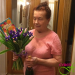 We delivered a bouquet of irises to Khabarovsk