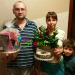Gifts delivery to Ternopol Ukraine