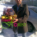Fruit basket delivery to Kyrgyzstan