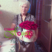 We delivered a bouquet of roses to Pskov