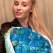 Blue roses delivery to Kiev