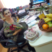 Fruit Basket  and flower delivery to Petropavlovsk