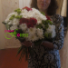 Bouquet of chrysanthemums delivery to Yugra