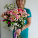 We delivered a beautiful bouquet to Mariupol