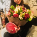 Flowers and sweets delivery to Kiev