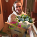 Blue roses delivery to Berdsk, Novosibirsk region