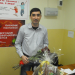 Flower and food delivery to Tashkent
