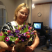 We delivered a bouquet to St.Petersburg, Russia