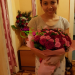 Pink and red roses delivery to Moscow