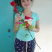 Red rose delivery to Omsk, Russia