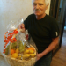 Fruit basket delivery to Moscow