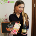 Sweets and sparkling wine delivery to Kiev