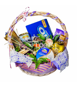 'Countryside' Basket