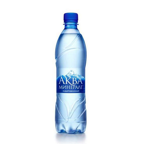 Aqua minerale carbonated water