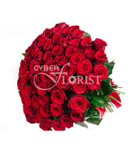 Moscow promo - 15, 25, 51 or 101 roses