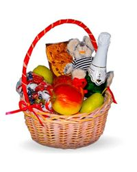 'Wish you' Basket